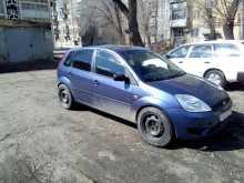 Ford Fiesta, 2005 г., Челябинск