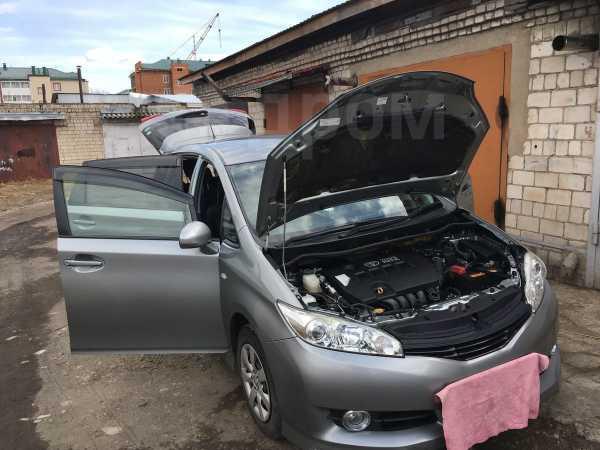 Toyota Wish, 2011 год, 640 000 руб.
