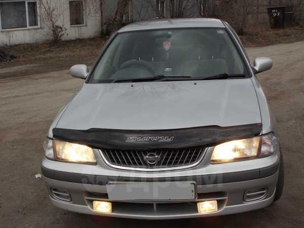 Nissan Sunny, 2001 год, 226 000 руб.