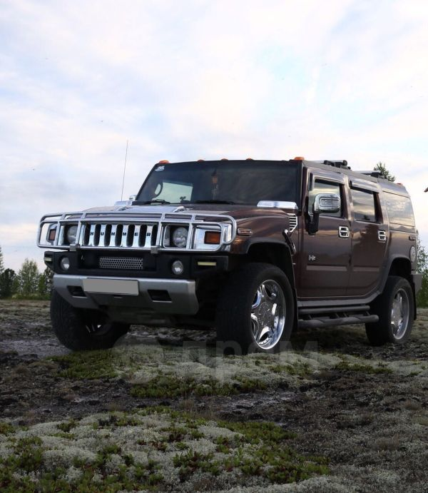 Hummer H2, 2007 год, 1 730 000 руб.