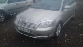 Оса Avensis 2005
