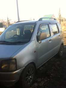 Suzuki Wagon R, 1999 г., Барнаул