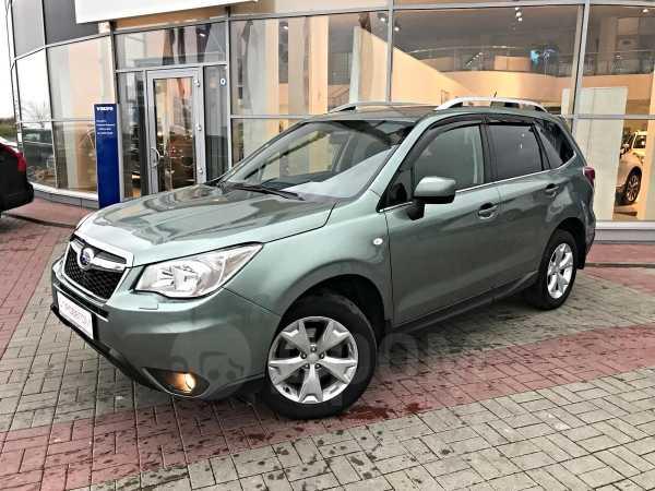 Subaru Forester, 2014 год, 1 190 000 руб.