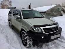Петропавловск-Камч... Hilux Pick Up 2013