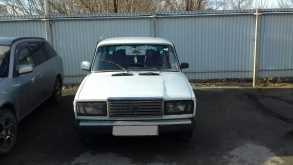 ВАЗ (Лада) 2107, 2006 г., Барнаул