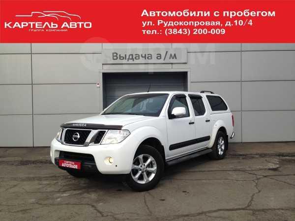 Nissan Navara, 2013 год, 1 180 000 руб.