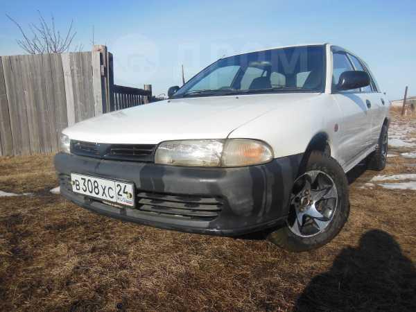 Mitsubishi Libero, 2001 год, 115 000 руб.