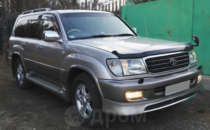 Toyota Land Cruiser, 1999 год, 870 000 руб.