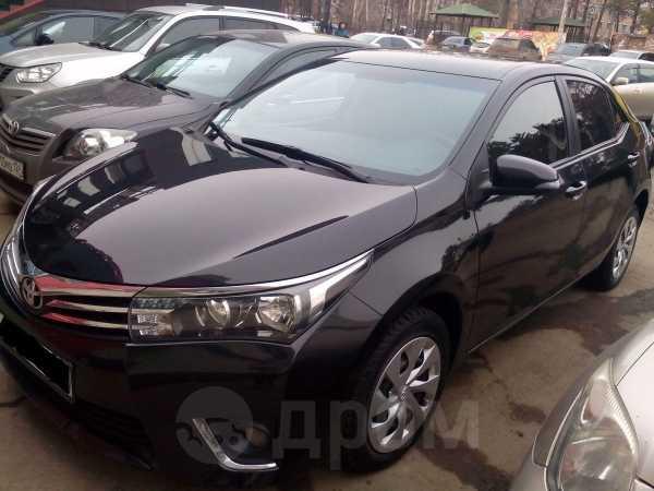 Toyota Corolla, 2013 год, 800 000 руб.