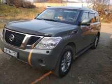 Владивосток Patrol 2010