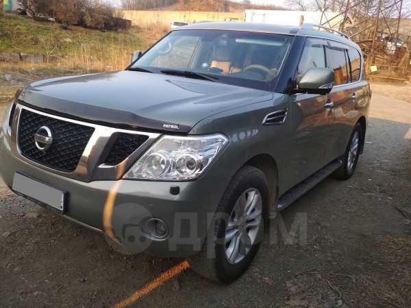 Nissan Patrol, 2010 год, 1 300 000 руб.