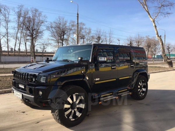 Hummer H2, 2008 год, 2 100 000 руб.