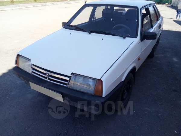Лада 21099, 1992 год, 55 000 руб.