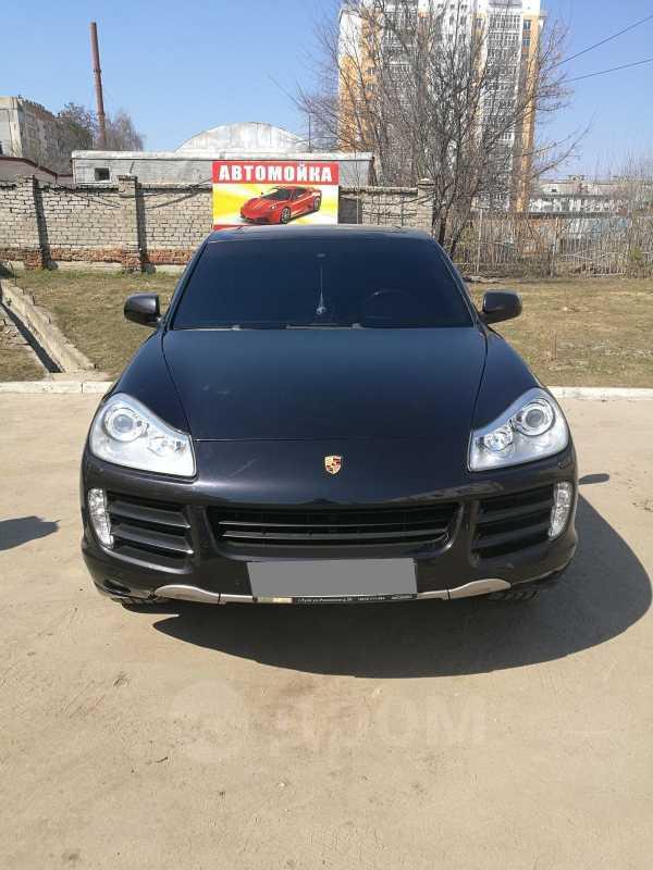 Porsche Cayenne, 2007 год, 695 000 руб.