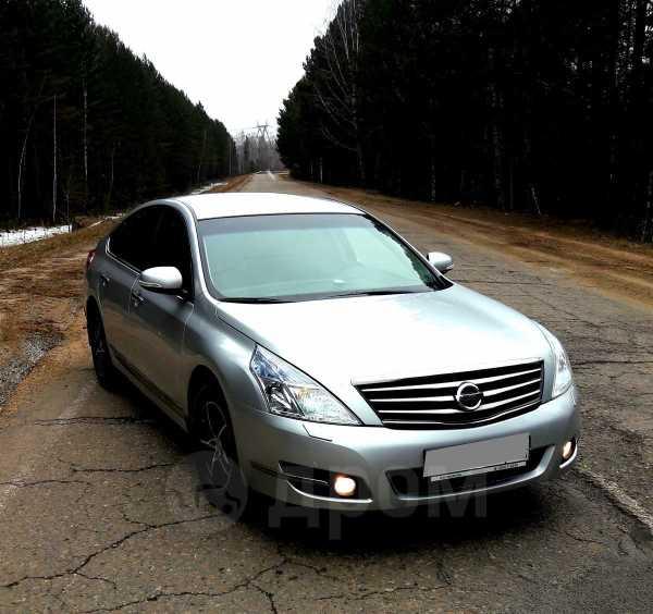 Nissan Teana, 2010 год, 605 000 руб.