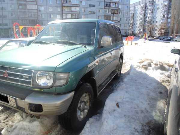 Mitsubishi Pajero, 1997 год, 260 000 руб.