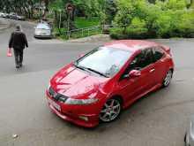 Сочи Civic Type R 2008
