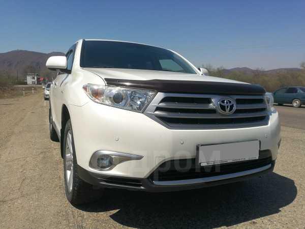 Toyota Highlander, 2013 год, 1 790 000 руб.