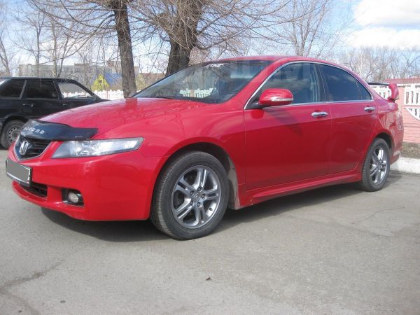 Honda Accord, 2008 год, 400 000 руб.