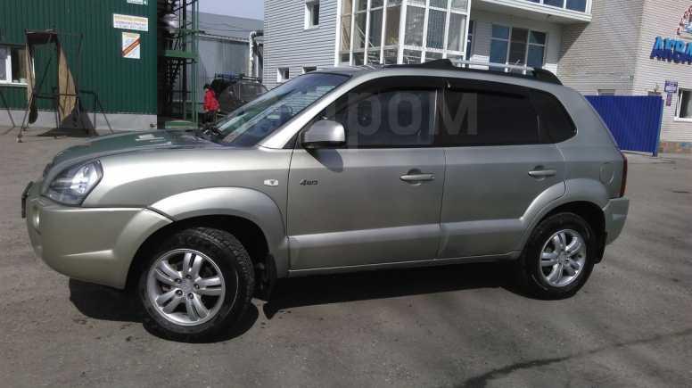 Hyundai Tucson, 2006 год, 555 555 руб.