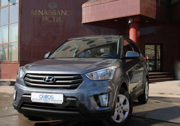 Hyundai Creta, 2018 год, 975 000 руб.