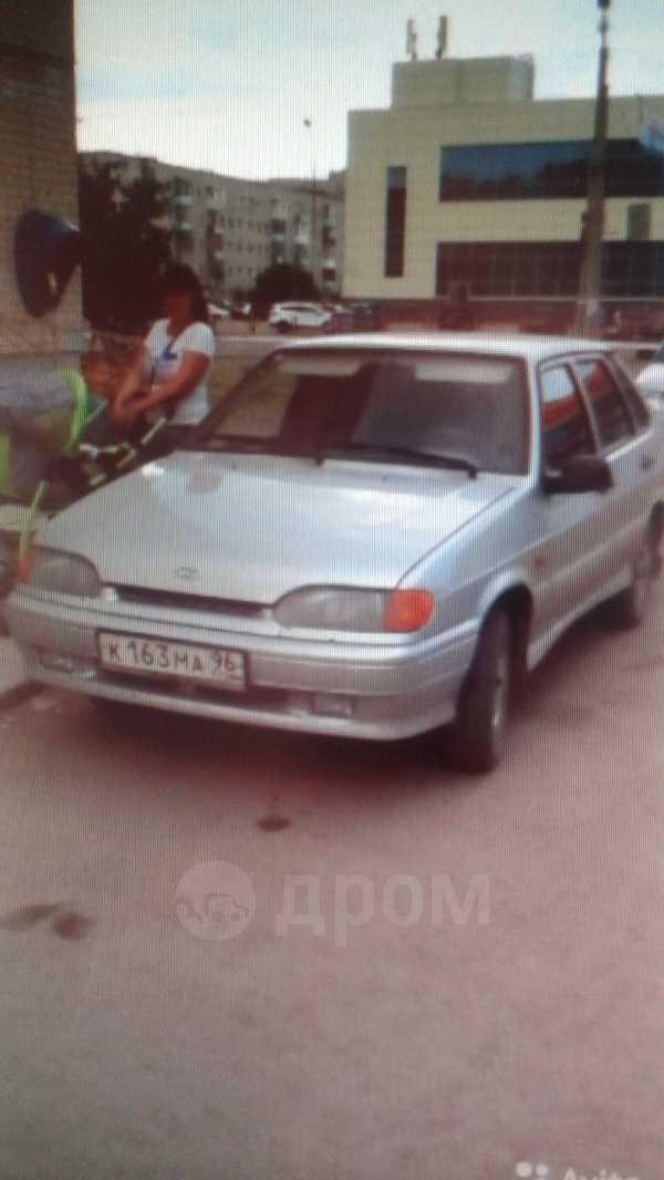 Лада 2115, 2007 год, 121 500 руб.