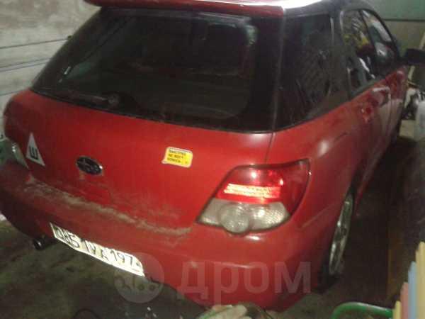 Subaru Impreza, 2003 год, 65 000 руб.