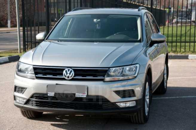 Volkswagen Tiguan, 2017 год, 1 600 000 руб.