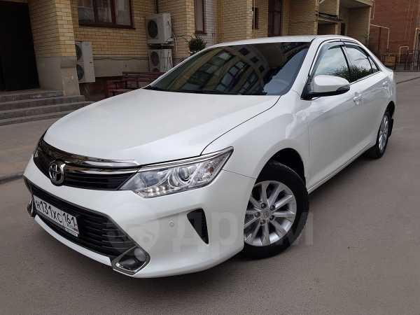 Toyota Camry, 2015 год, 1 180 000 руб.
