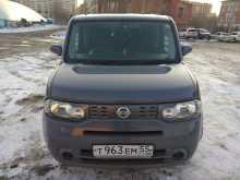 Nissan Cube, 2010 г., Омск