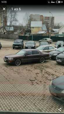 Сыктывкар Lexus LS400 1992
