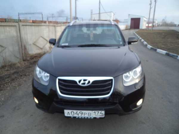 Hyundai Santa Fe, 2011 год, 929 000 руб.
