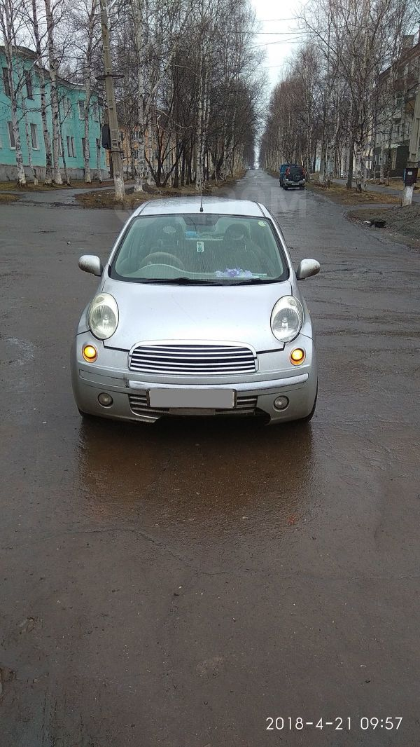 Nissan March, 2004 год, 170 000 руб.