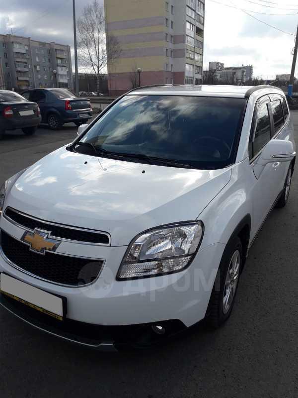 Chevrolet Orlando, 2014 год, 749 000 руб.