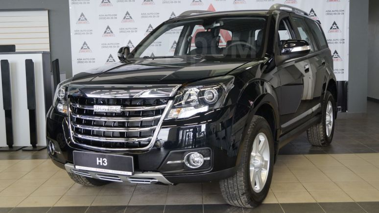 Great Wall Hover H3, 2017 год, 1 265 000 руб.