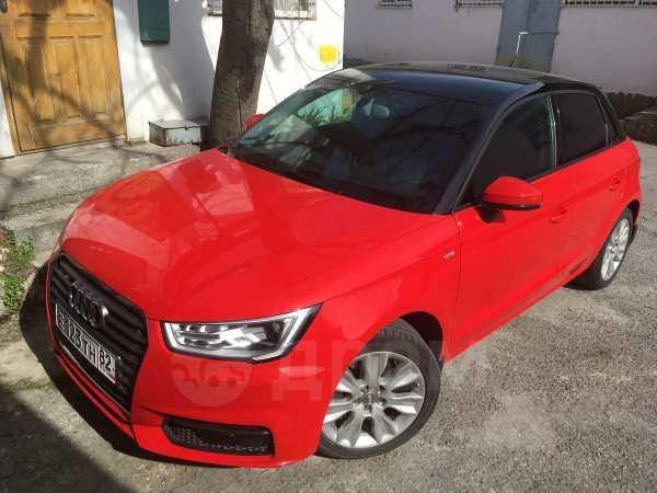 Audi A1, 2015 год, 950 000 руб.