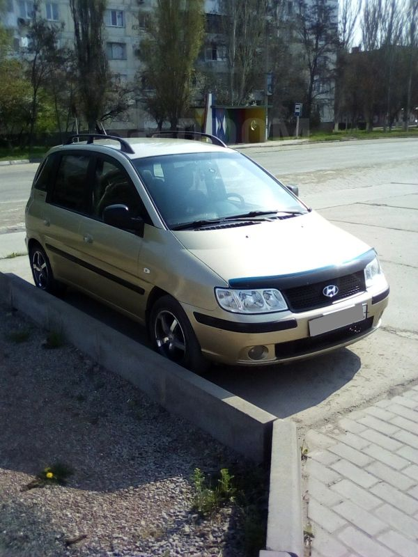 Hyundai Matrix, 2007 год, 315 000 руб.