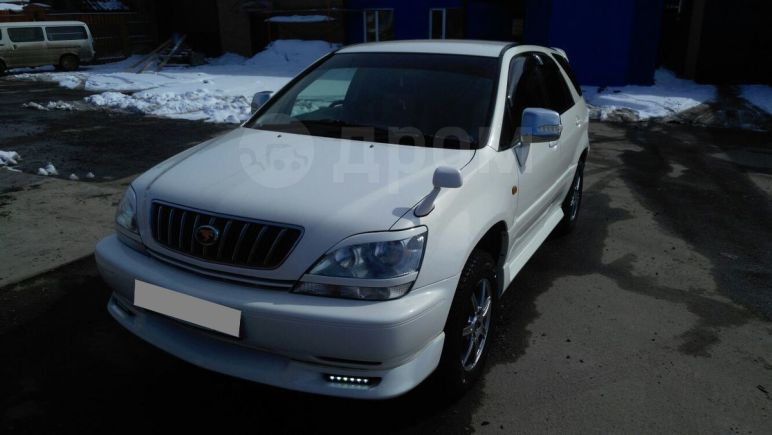Toyota Harrier, 2001 год, 590 000 руб.