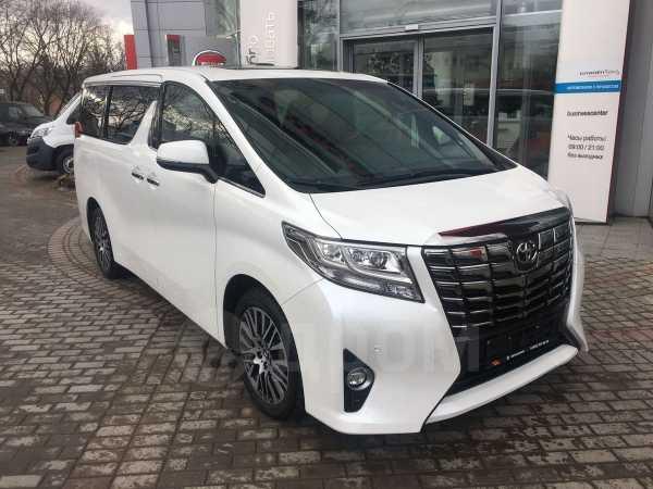 Toyota Alphard, 2016 год, 3 899 000 руб.