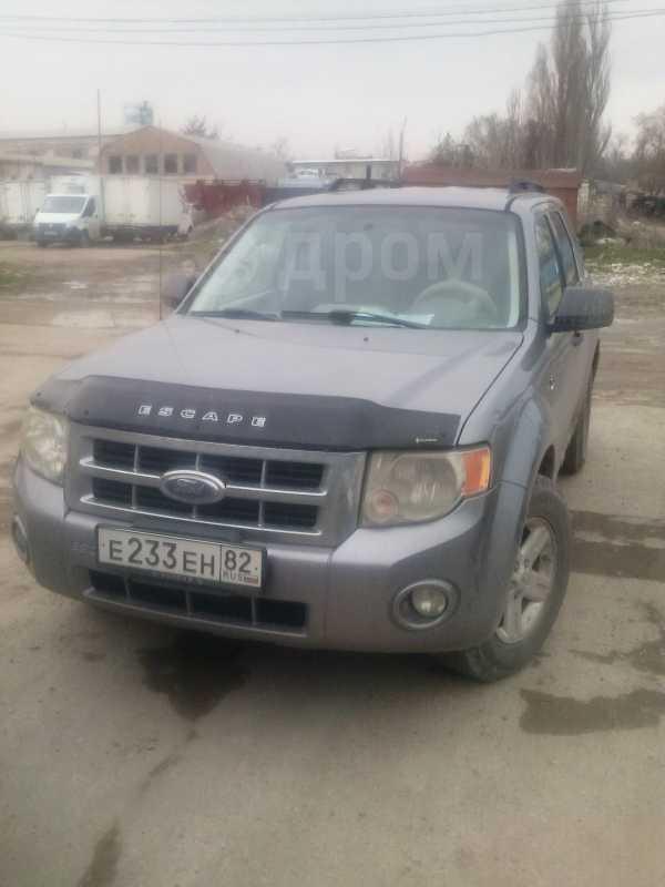 Ford Escape, 2008 год, 850 000 руб.