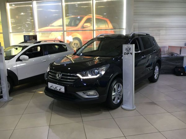 Dongfeng AX7, 2018 год, 1 059 000 руб.
