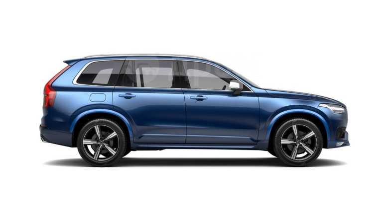 Volvo XC90, 2018 год, 5 350 900 руб.