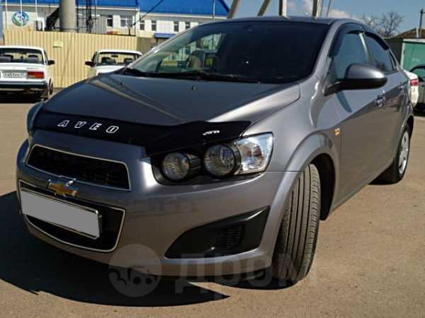 Chevrolet Aveo, 2012 год, 433 000 руб.