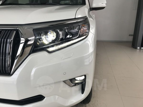 Toyota Land Cruiser Prado, 2018 год, 3 650 000 руб.