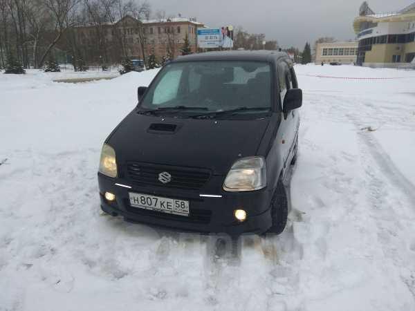 Suzuki Wagon R, 1999 год, 120 000 руб.