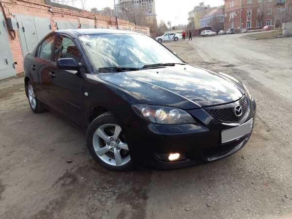 Mazda Mazda3, 2005 год, 379 000 руб.