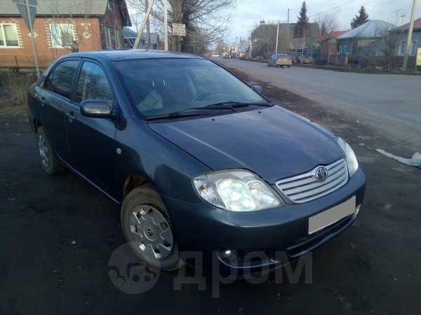 Toyota Corolla, 2006 год, 301 000 руб.