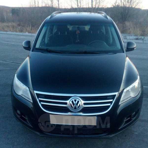 Volkswagen Tiguan, 2008 год, 520 000 руб.