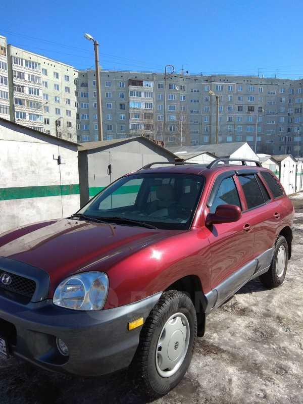 Hyundai Santa Fe, 2003 год, 385 000 руб.