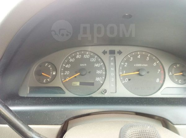 Toyota Gaia, 2001 год, 220 000 руб.